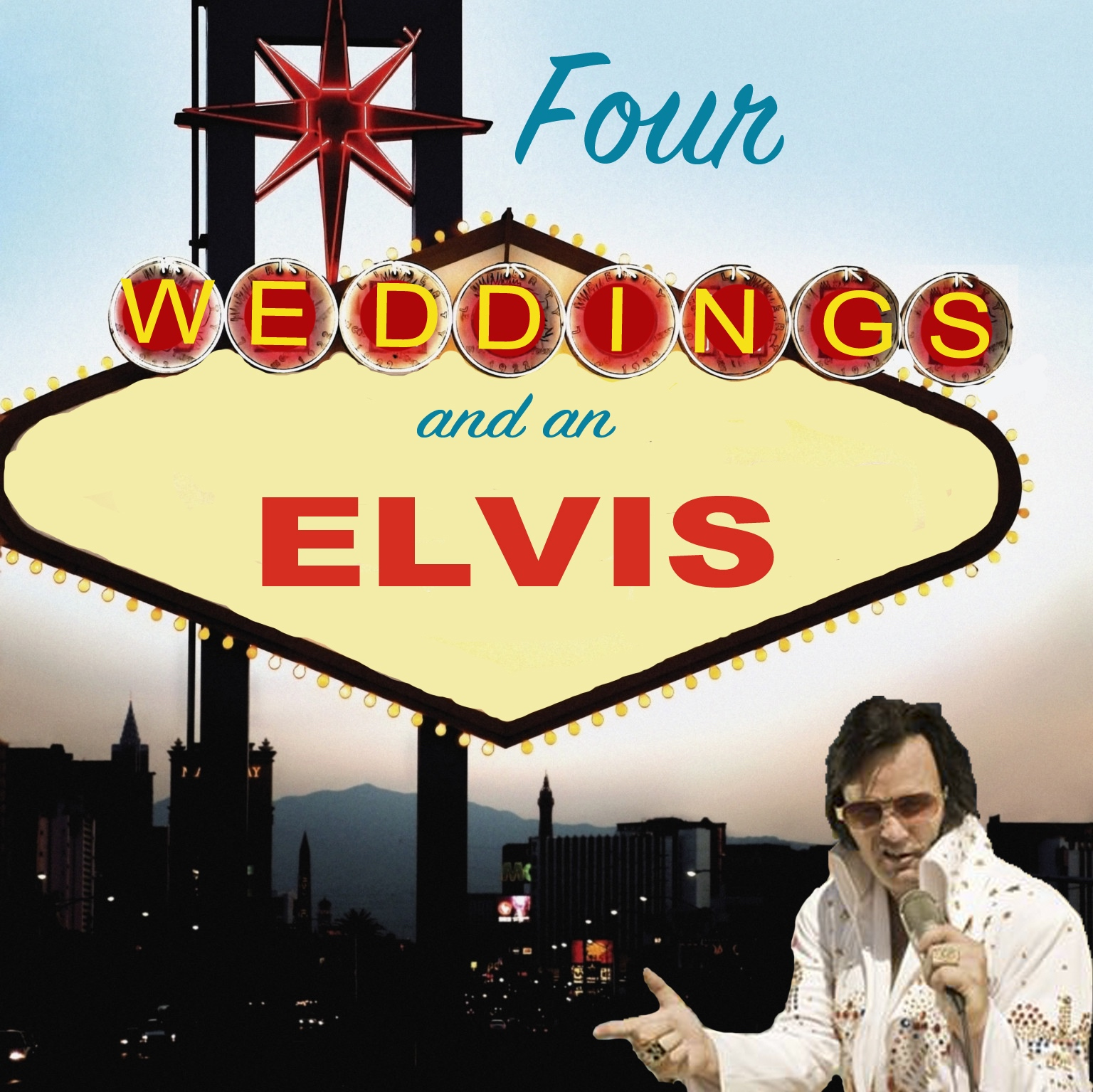 Four Weddings And An Elvis By Nancy Frick